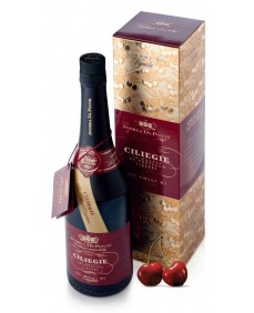 ANDREA DA PONTE, CILIEQIE, Durone cherries from Vignola in liqueur made with grappa da Prosecco